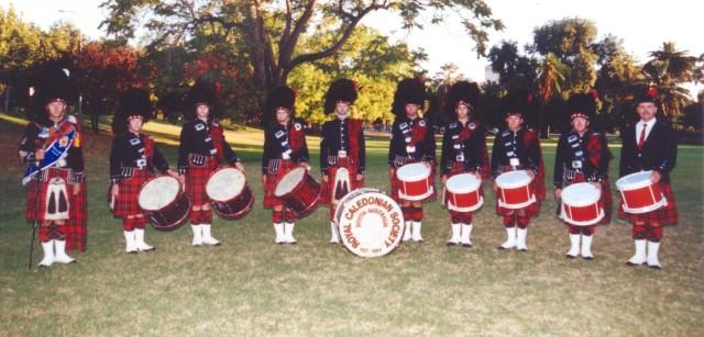 2001 Tattoo Drum Corps