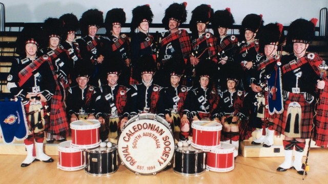 2005 Sydney Tattoo Program Photo