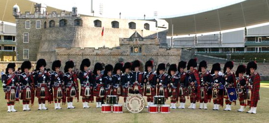 2005 Edinburgh Military Tattoo, Sydney, Australia