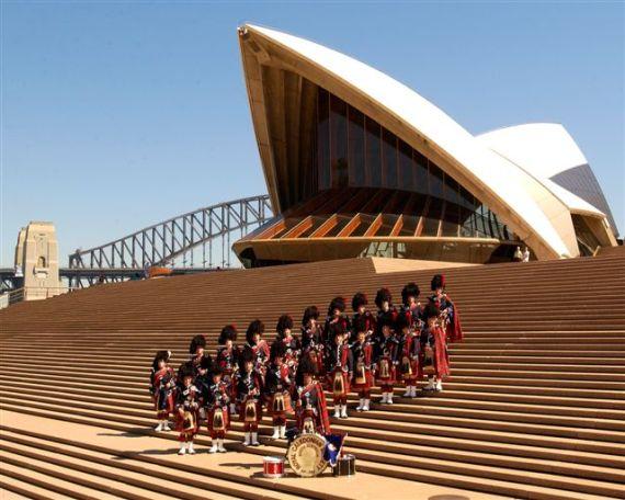 Sydney Opera House Feb 2005