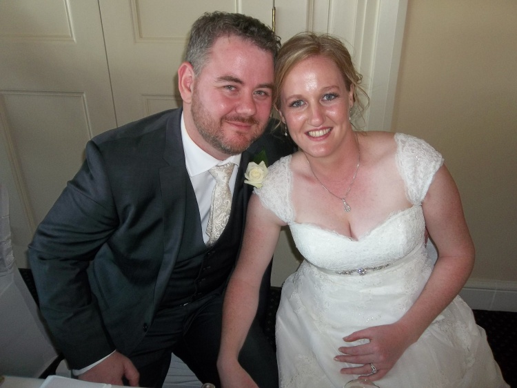 Congratulation to Sheila & Rhett on their Wedding Day 17th Jan 2015