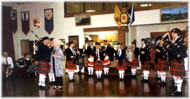 2002 Last performance in The Royal Caledonian Society of South Australia hall Dec 02