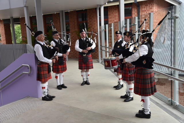 Pipes & Drums of The Royal Caledonian Society of South Australia